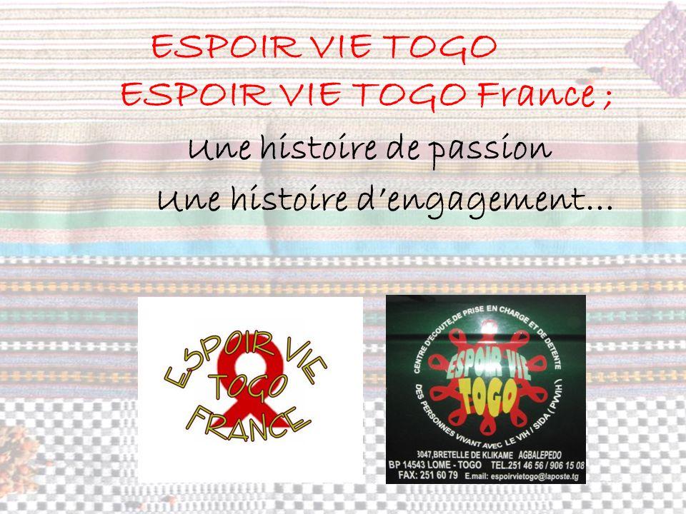 ESPOIR VIE TOGO France ;