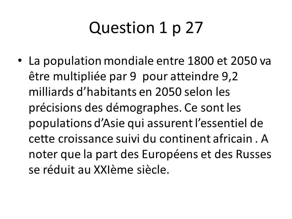 Question 1 p 27