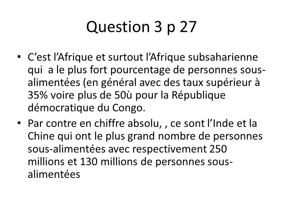 Question 3 p 27