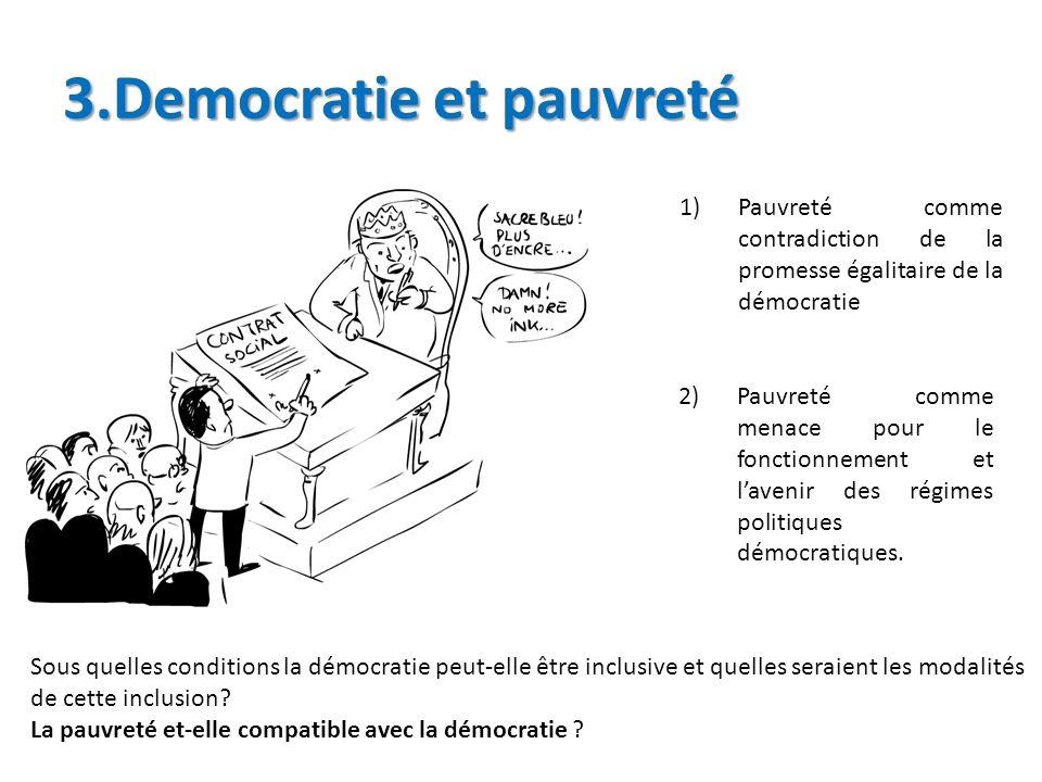 3.Democratie et pauvreté