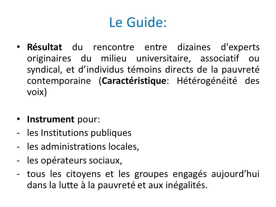 Le Guide: