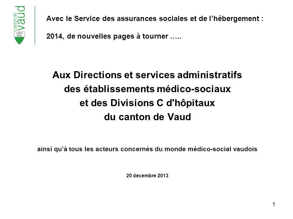Aux Directions et services administratifs