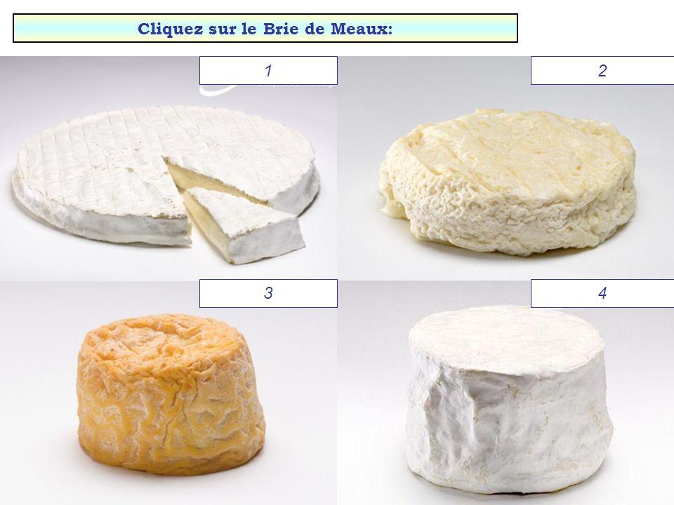 Cliquez sur le Brie de Meaux: