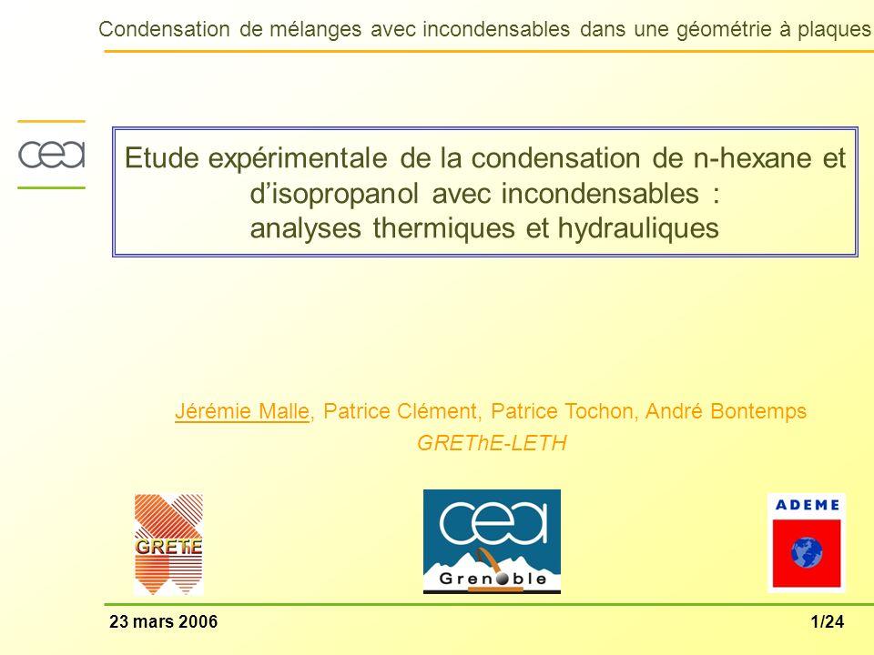 Jérémie Malle, Patrice Clément, Patrice Tochon, André Bontemps