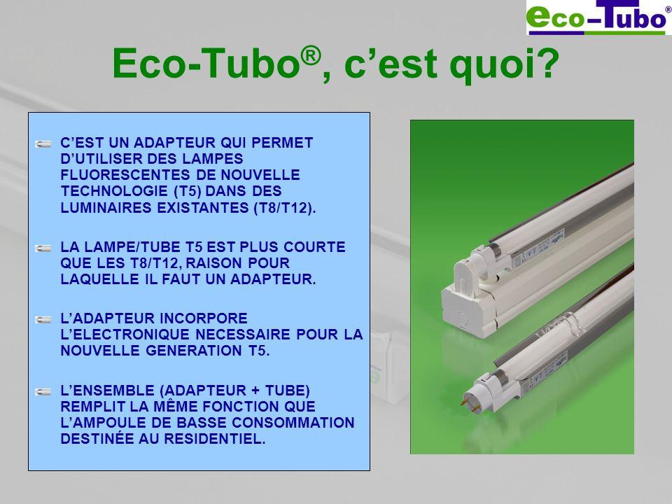 Eco-Tubo®, c'est quoi