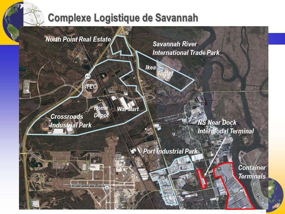 Complexe Logistique de Savannah