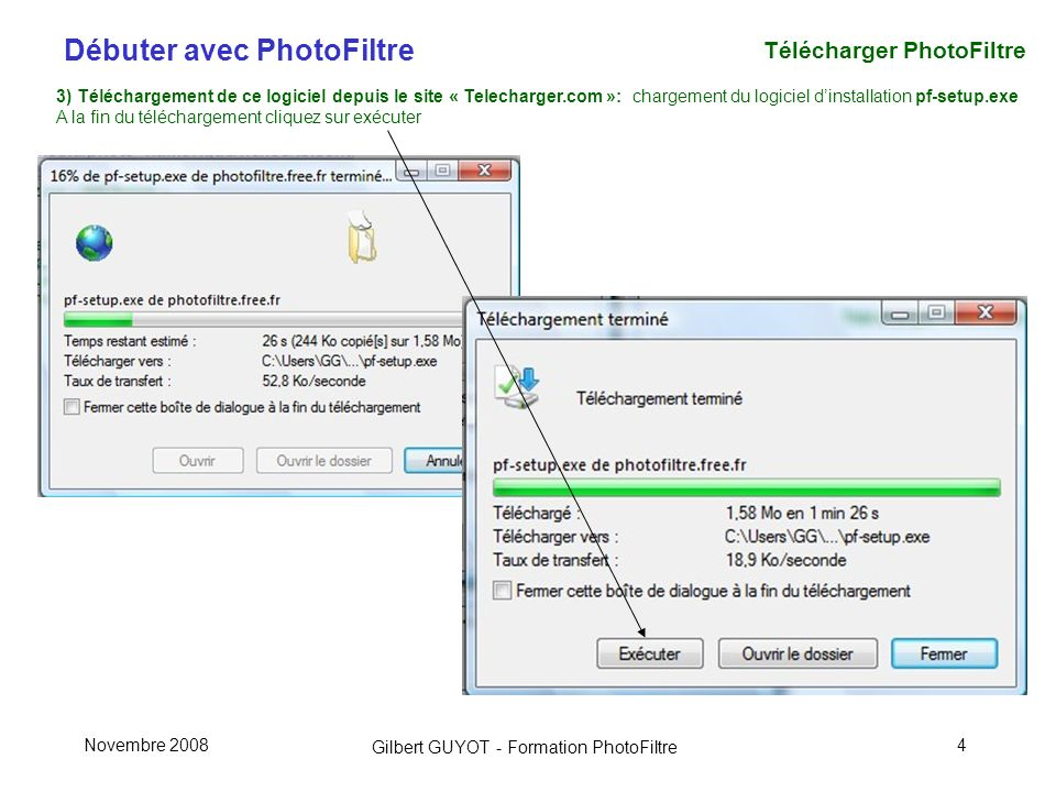 Télécharger PhotoFiltre