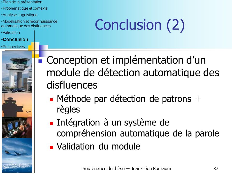 Soutenance de thèse ― Jean-Léon Bouraoui