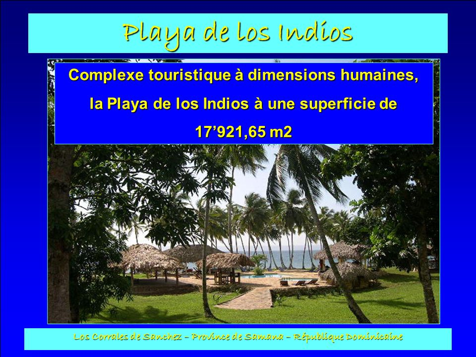 Complexe touristique à dimensions humaines,