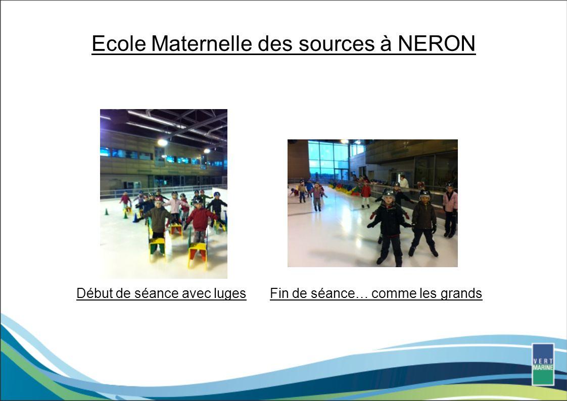 Ecole Maternelle des sources à NERON