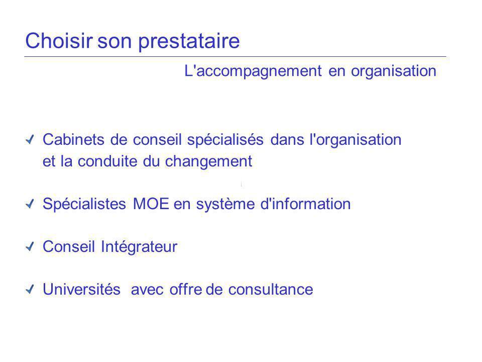 Et mener son projet extranet ppt t l charger - Classement cabinet de conseil en systeme d information ...