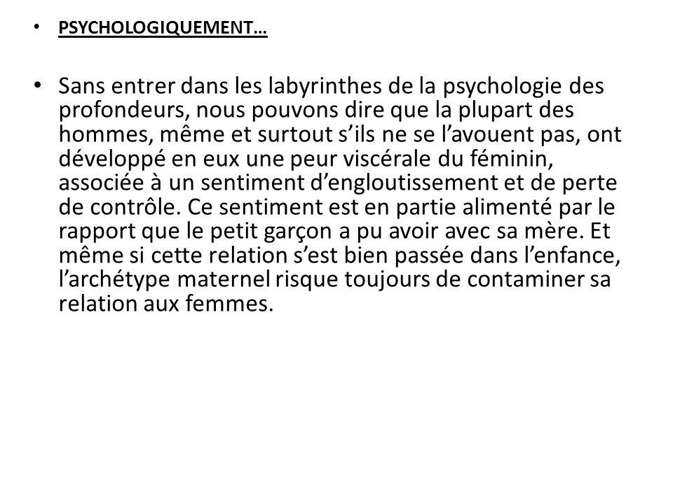 PSYCHOLOGIQUEMENT…
