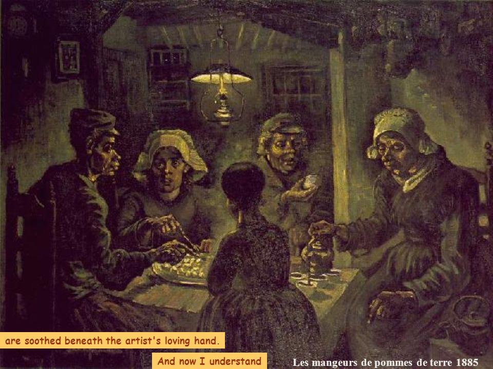 Les mangeurs de pommes de terre 1885