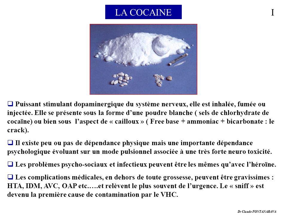 LA COCAINE I.