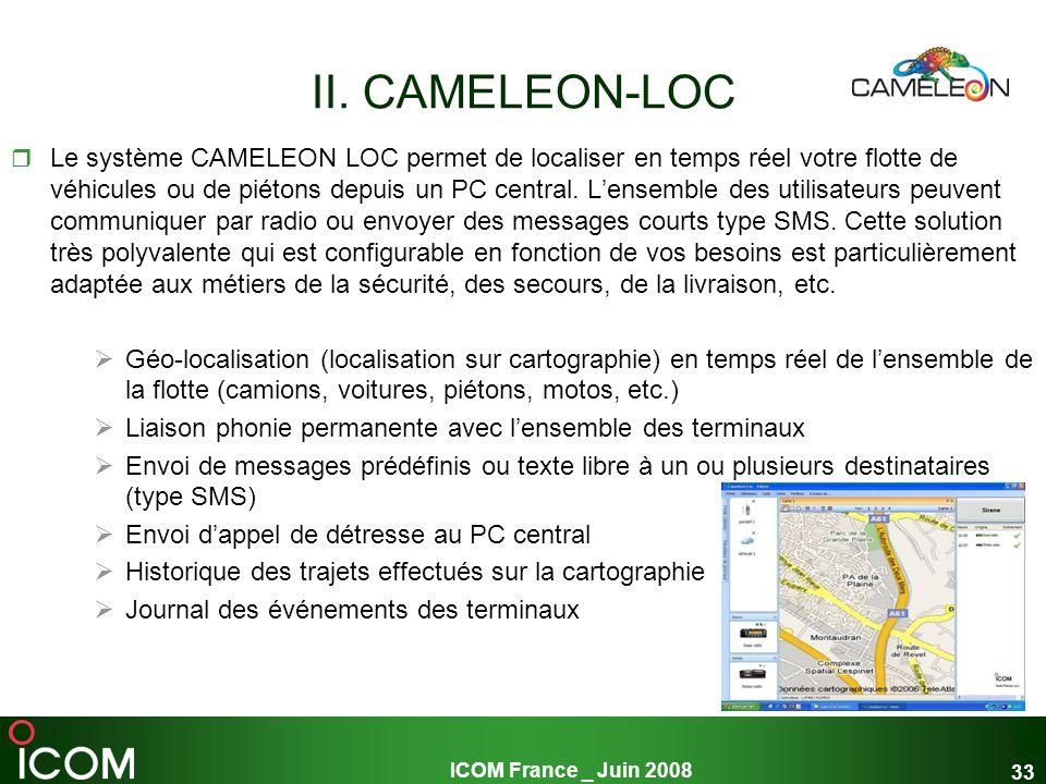 II. CAMELEON-LOC
