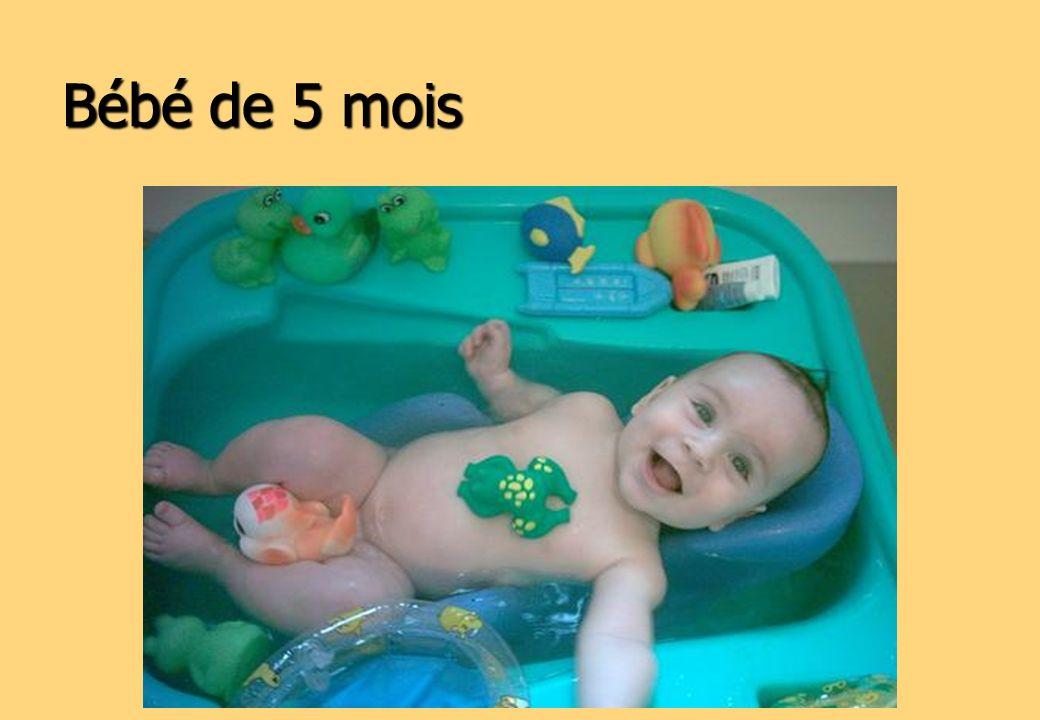 Bébé de 5 mois 7