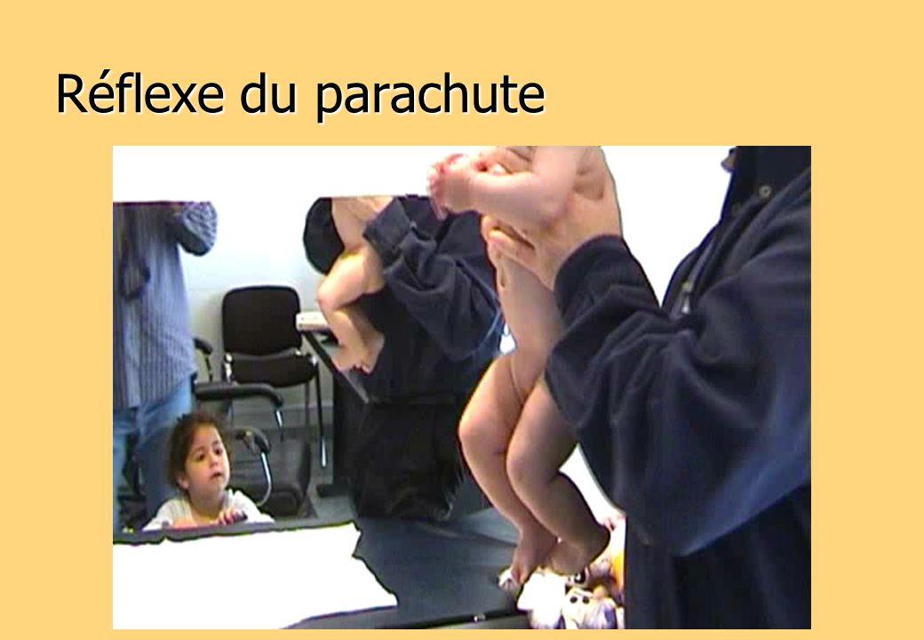 Réflexe du parachute 9