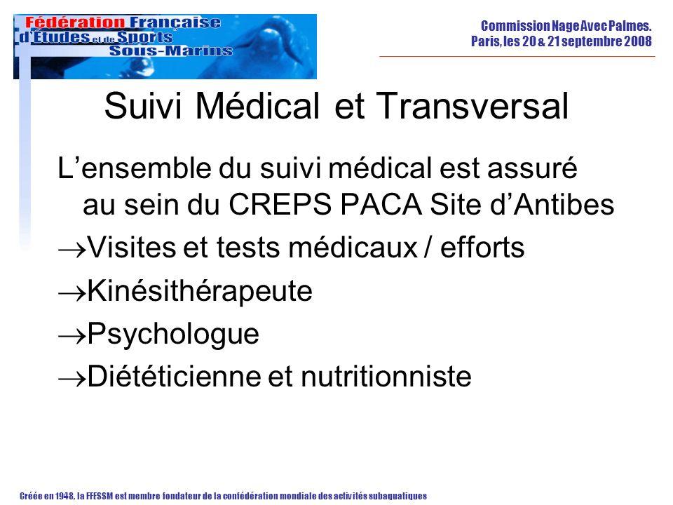 Suivi Médical et Transversal