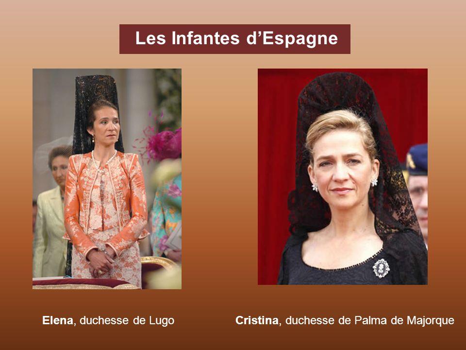 Les Infantes d'Espagne