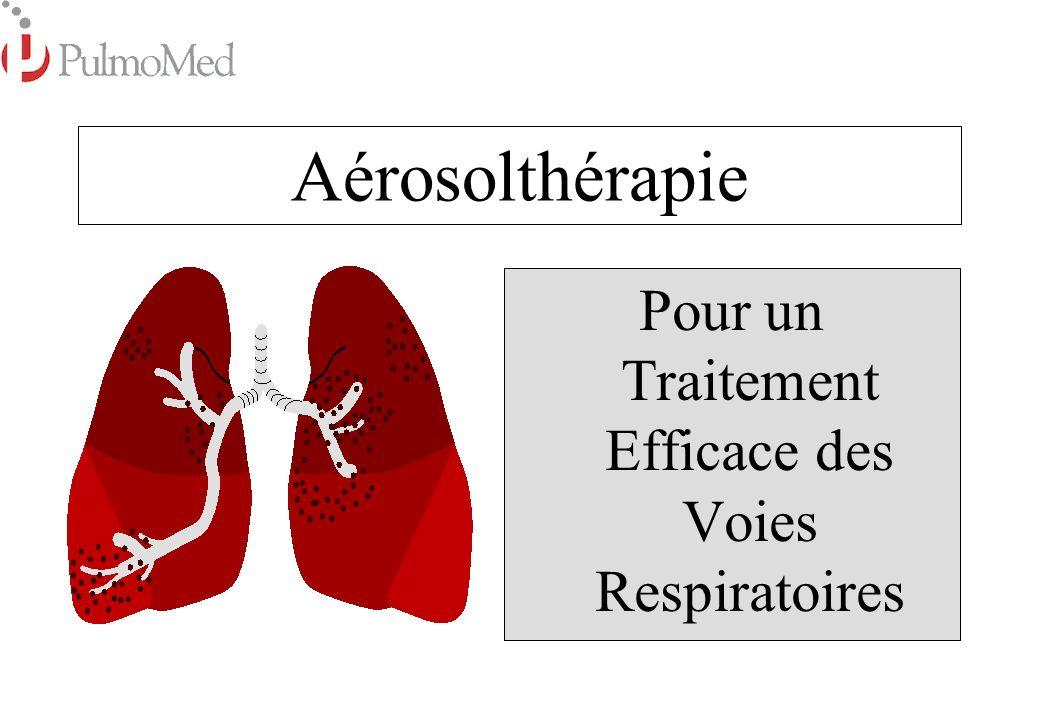 Pour un Traitement Efficace des Voies Respiratoires