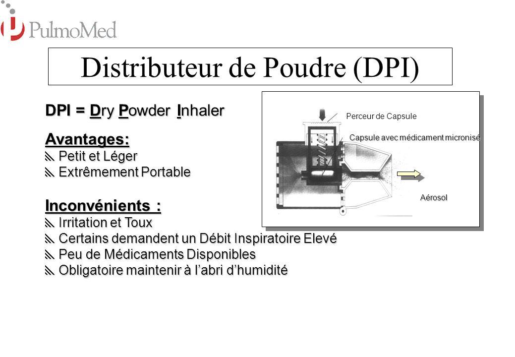 Distributeur de Poudre (DPI)