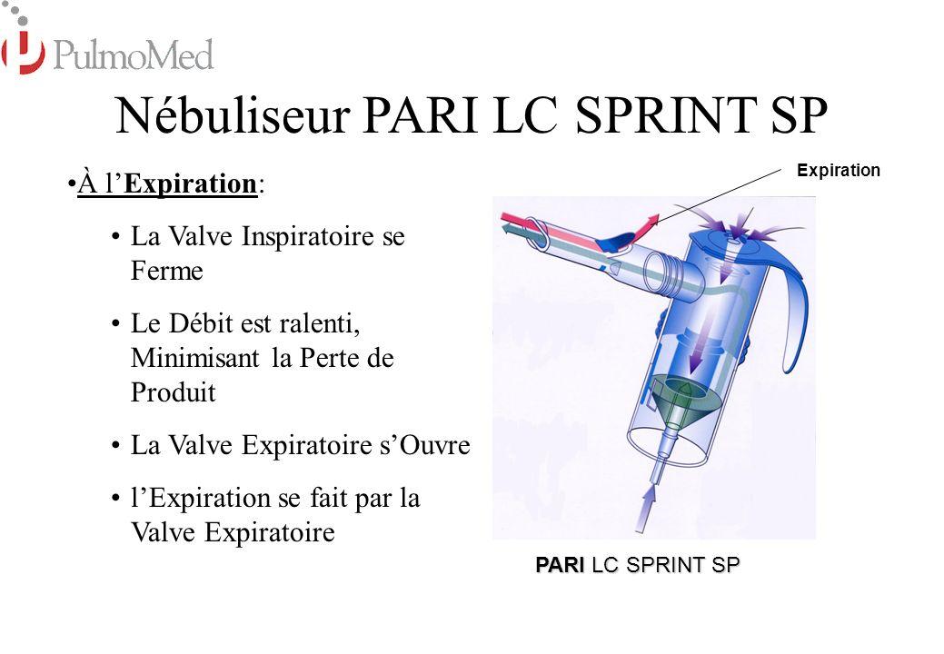 Nébuliseur PARI LC SPRINT SP