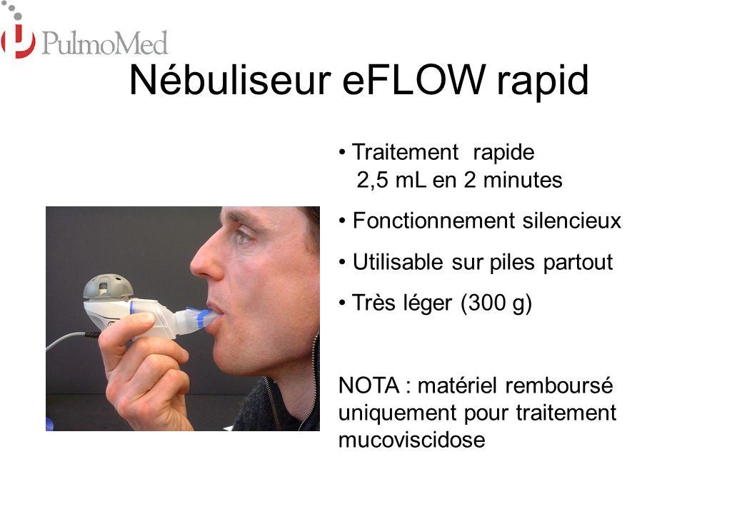 Nébuliseur eFLOW rapid