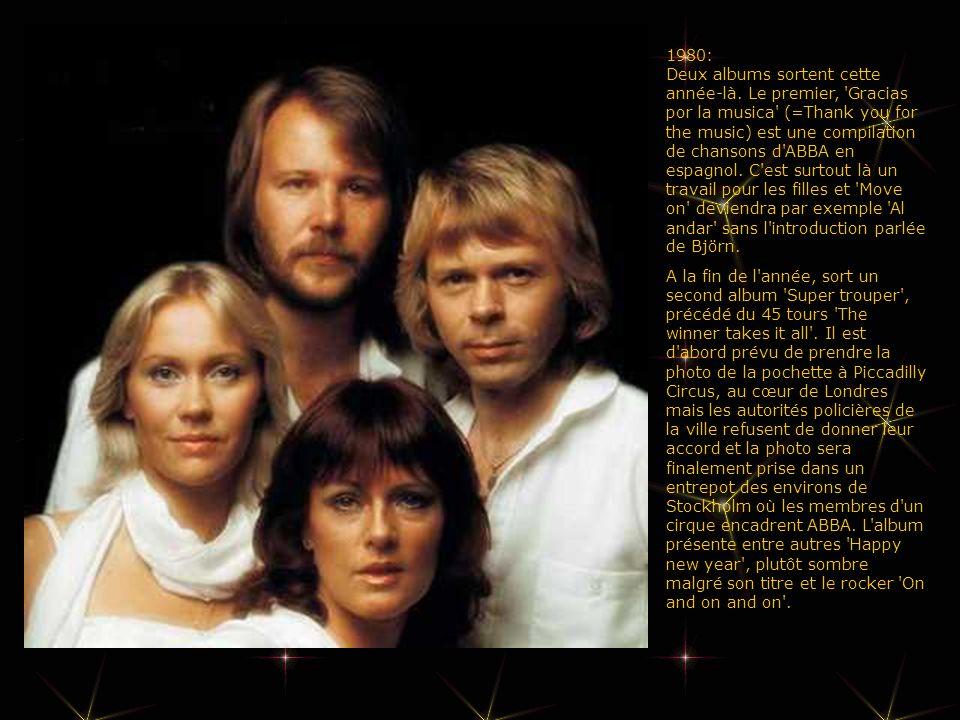 1980: Deux albums sortent cette année-là
