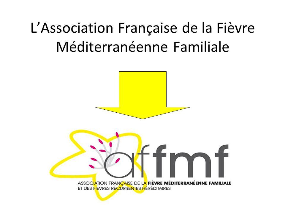 L'Association Française de la Fièvre Méditerranéenne Familiale