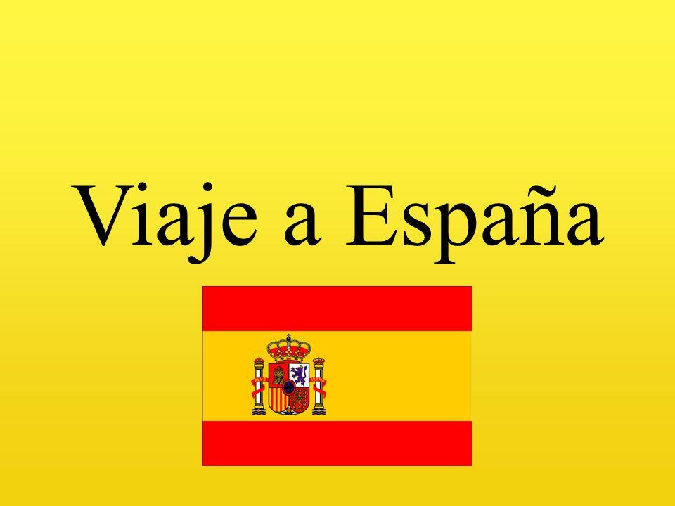 Viaje a España 1
