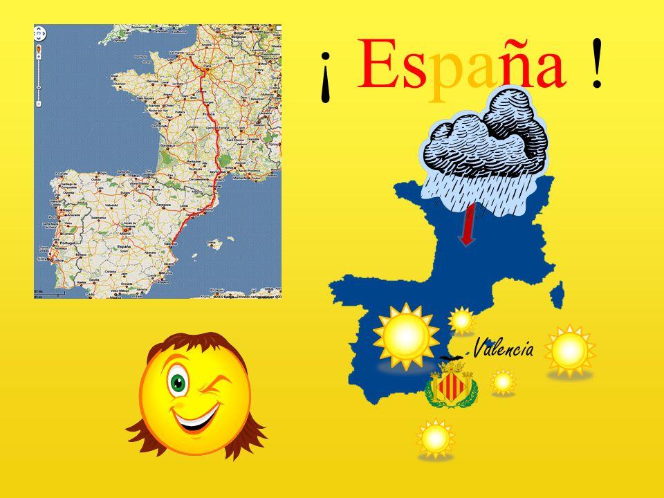 ¡ España ! Valencia