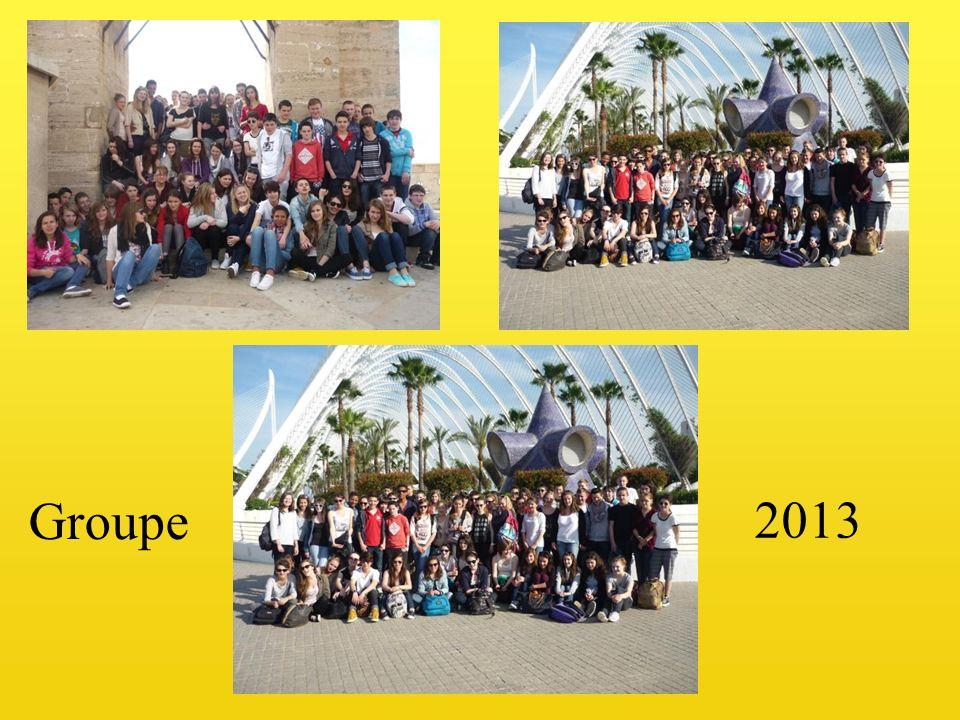 Groupe 2013