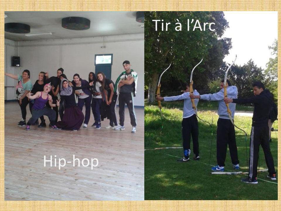 Tir à l'Arc Hip-hop