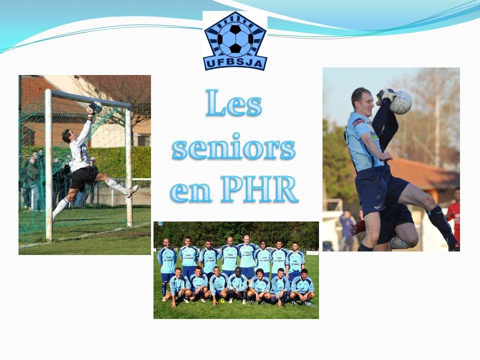 Les seniors en PHR