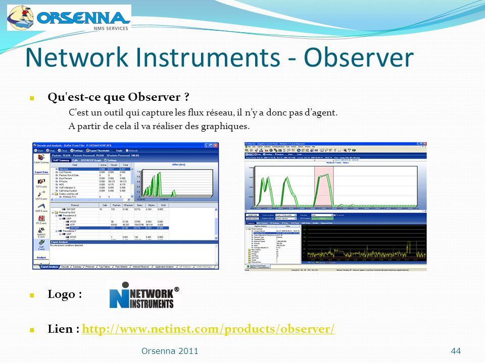 Network Instruments - Observer