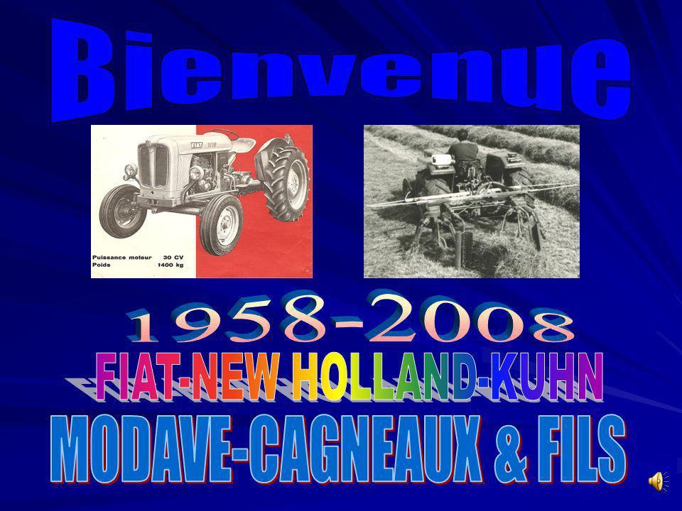 FIAT-NEW HOLLAND-KUHN