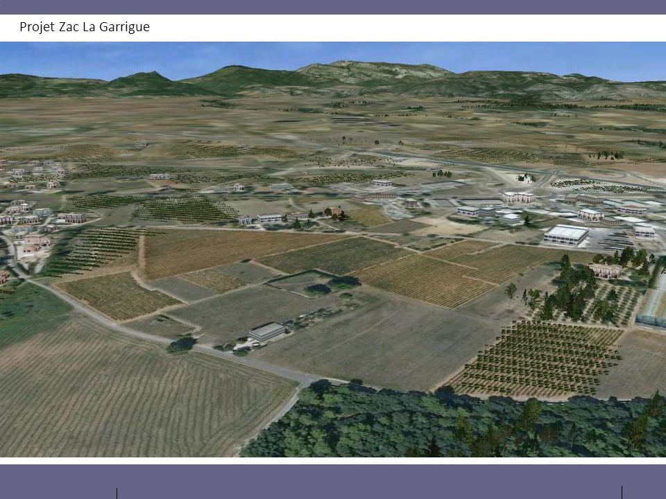 Projet Zac La Garrigue