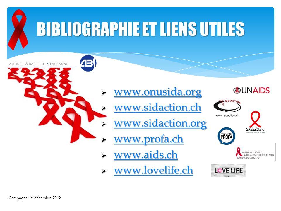 BIBLIOGRAPHIE ET LIENS UTILES