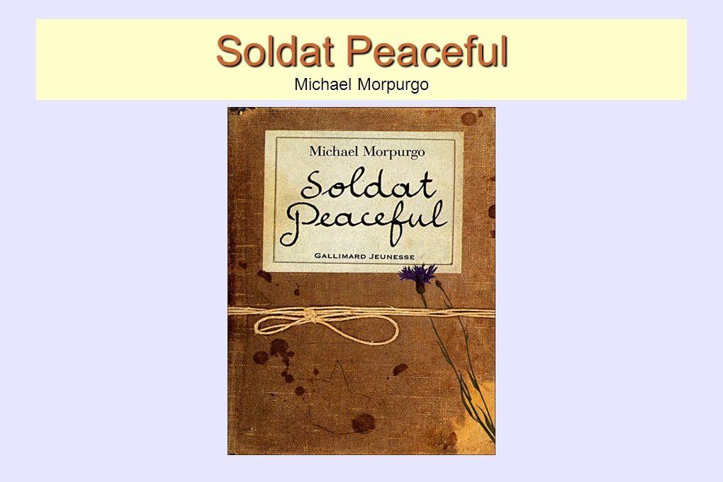 Soldat Peaceful Michael Morpurgo