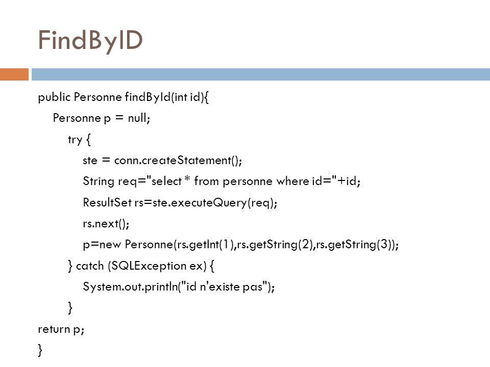 FindByID