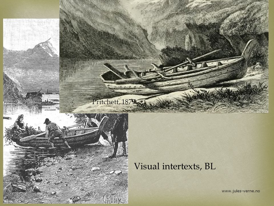 Pritchett, 1879 Visual intertexts, BL www.jules-verne.no