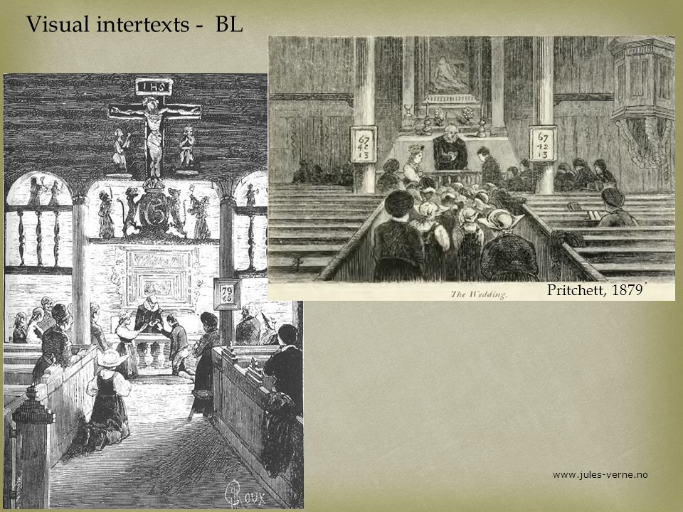 Visual intertexts - BL Pritchett, 1879 www.jules-verne.no