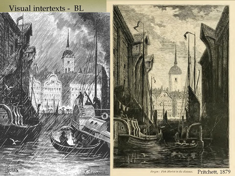 Visual intertexts - BL www.jules-verne.no Pritchett, 1879