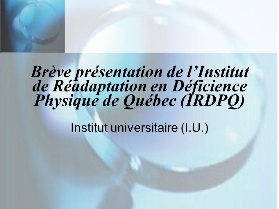 Institut universitaire (I.U.)
