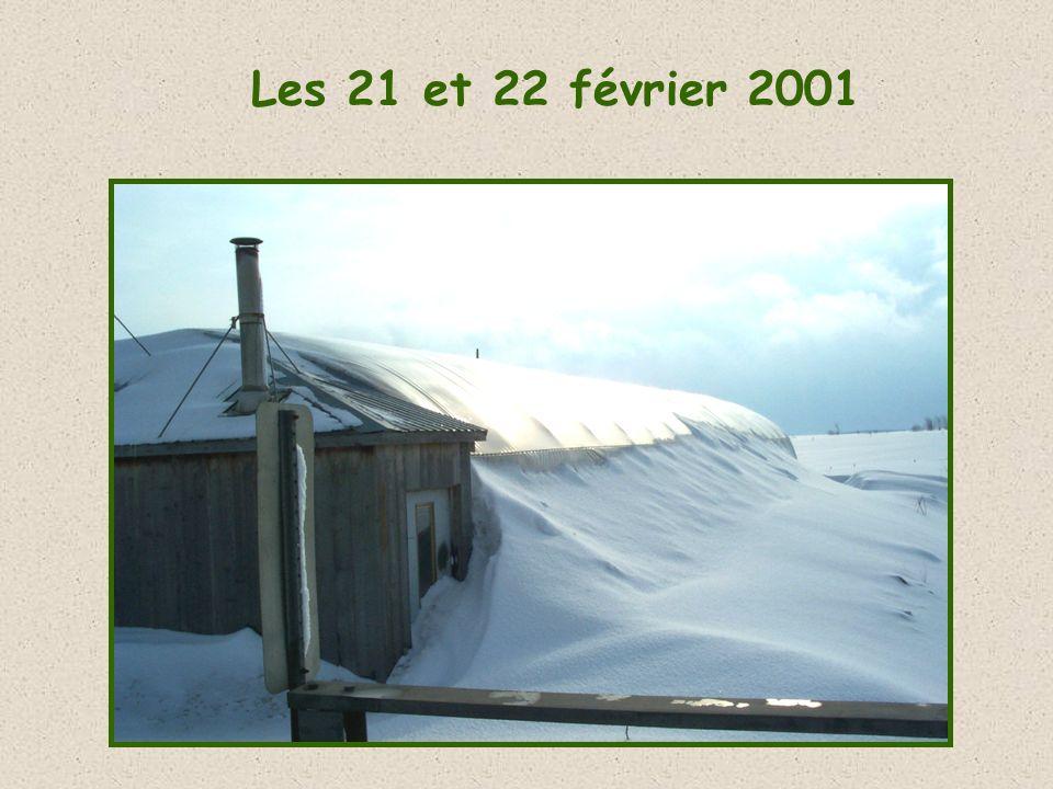 Les 21 et 22 février 2001
