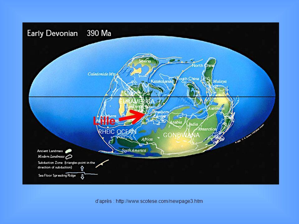 Lille d'après : http://www.scotese.com/newpage3.htm