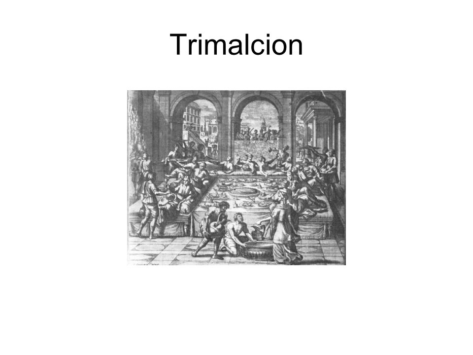 Trimalcion