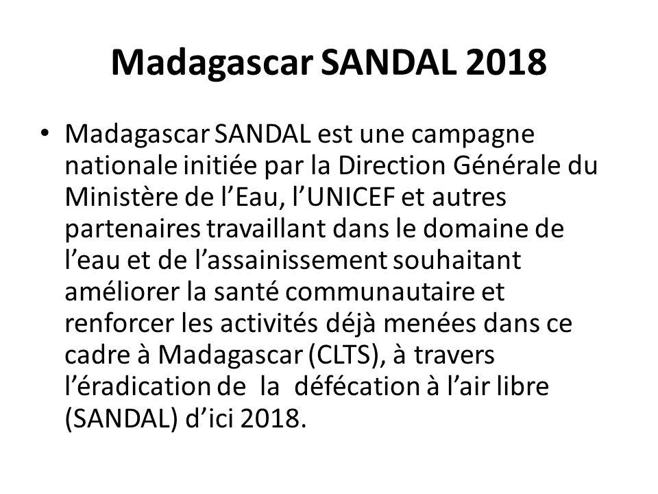 Madagascar SANDAL 2018