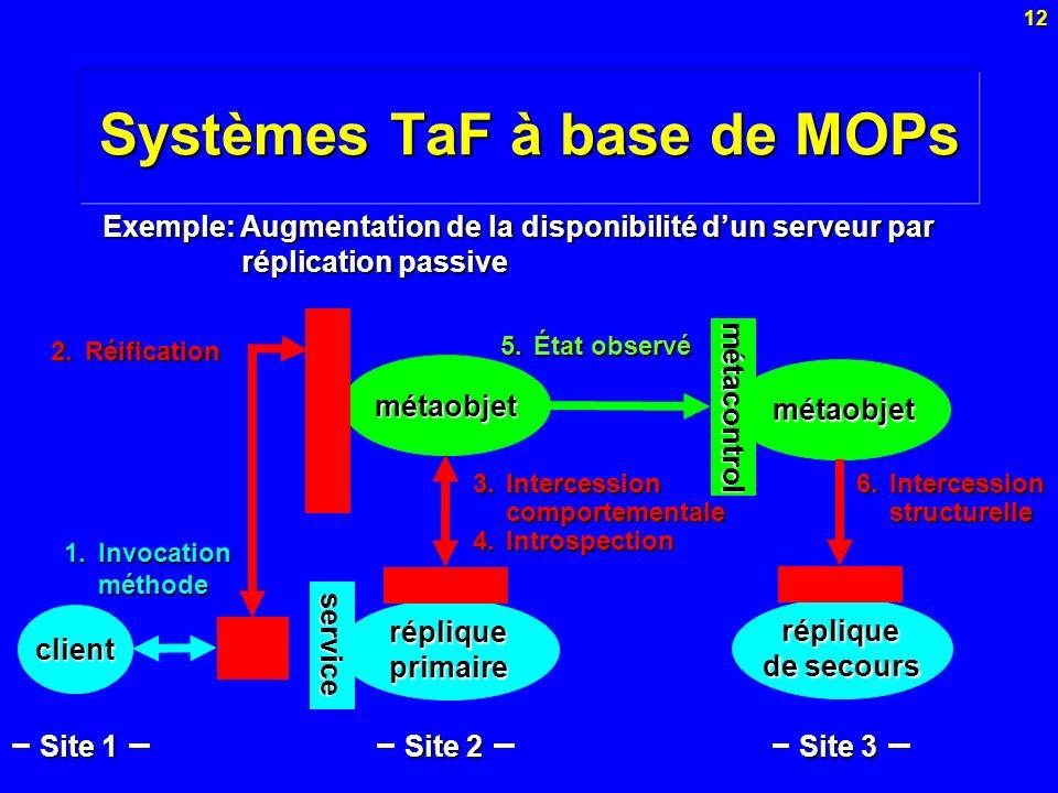 Systèmes TaF à base de MOPs