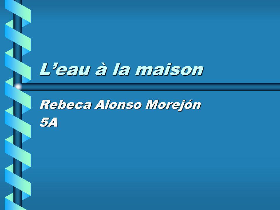 Rebeca Alonso Morejón 5A